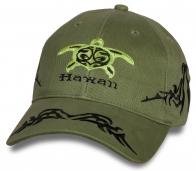 Оливковая летняя бейсболка Hawaii