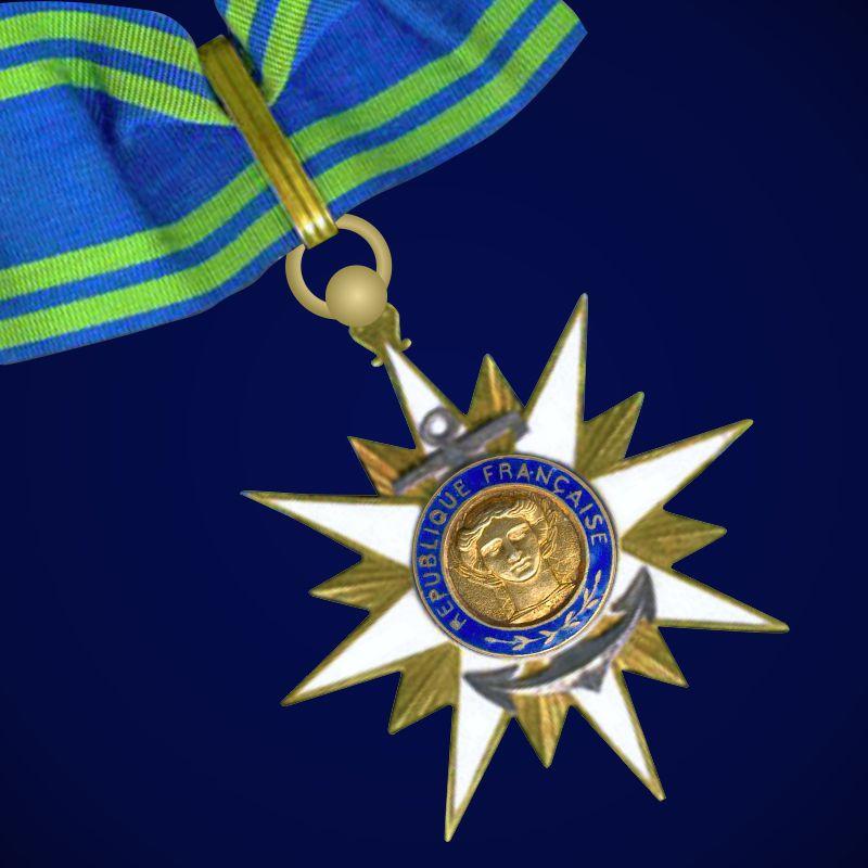Орден Морских заслуг (Франция)