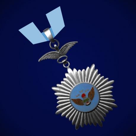 Орден ВВС, 2 класс (Ирак)