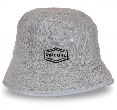 Оригинальная шляпа Ripcurl из приятного материала