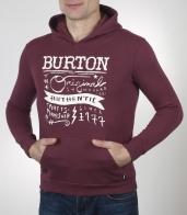Оригинальная толстовка Burton для ценителей качественных вещей
