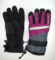 Оригинальные детские перчатки с манжетами