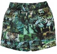 Оригинальные шорты Kiabi модной расцветки. Удобная регулировка пояса и современный дизайн - заказывайте!