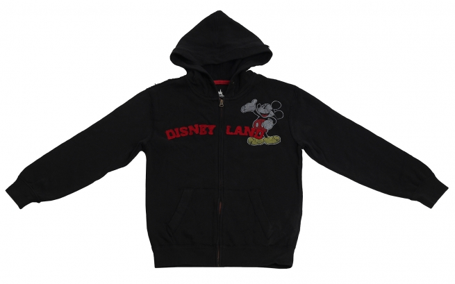 Отличный худи Disney с веселым Микки Маусом, на любой случай