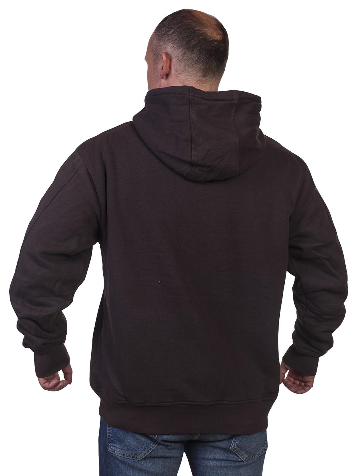 Недорогая мужская толстовка с капюшоном – качественный пошив