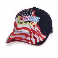 Патриотическая кепка NASCAR Racing