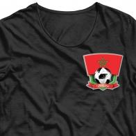 Переводная картинка на одежду сборной Марокко