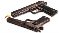 """Пистолет зажигалка """"Mauser"""""""