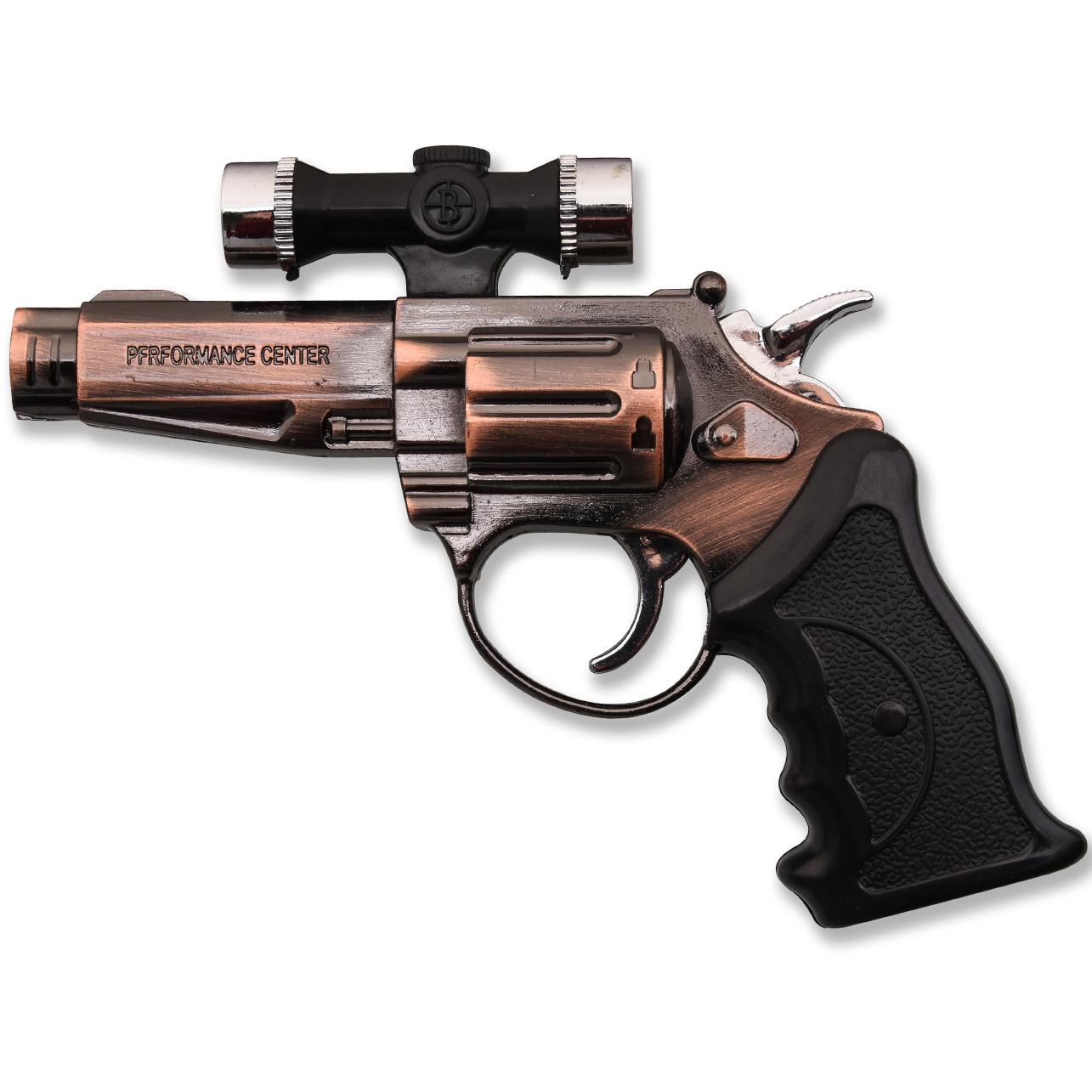 """Пистолет-зажигалка """"Performance Center"""" с лазером"""
