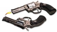 Пистолет-зажигалка в кобуре