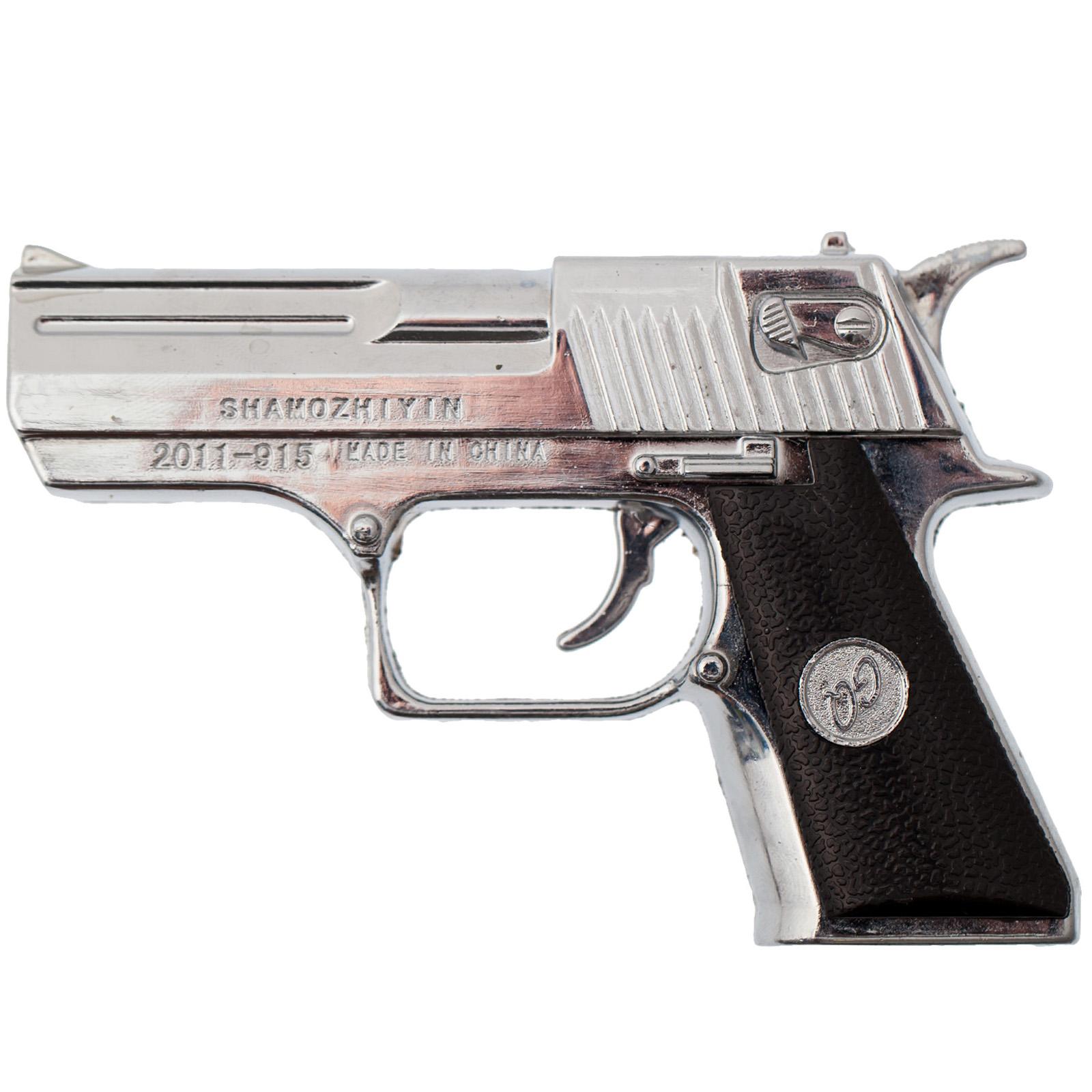 Пистолет-зажигалка в подарок по лучшей цене