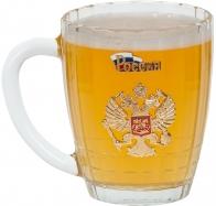 Подарочный бокал для пива - Новогодний подарок партнеру