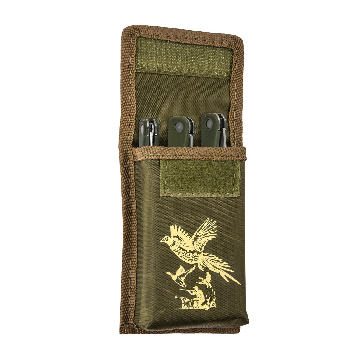 Недорогой подарок охотнику – набор столовых приборов