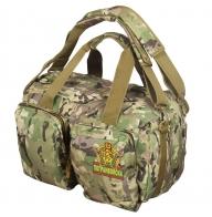 Походная армейская сумка-рюкзак Погранвойска