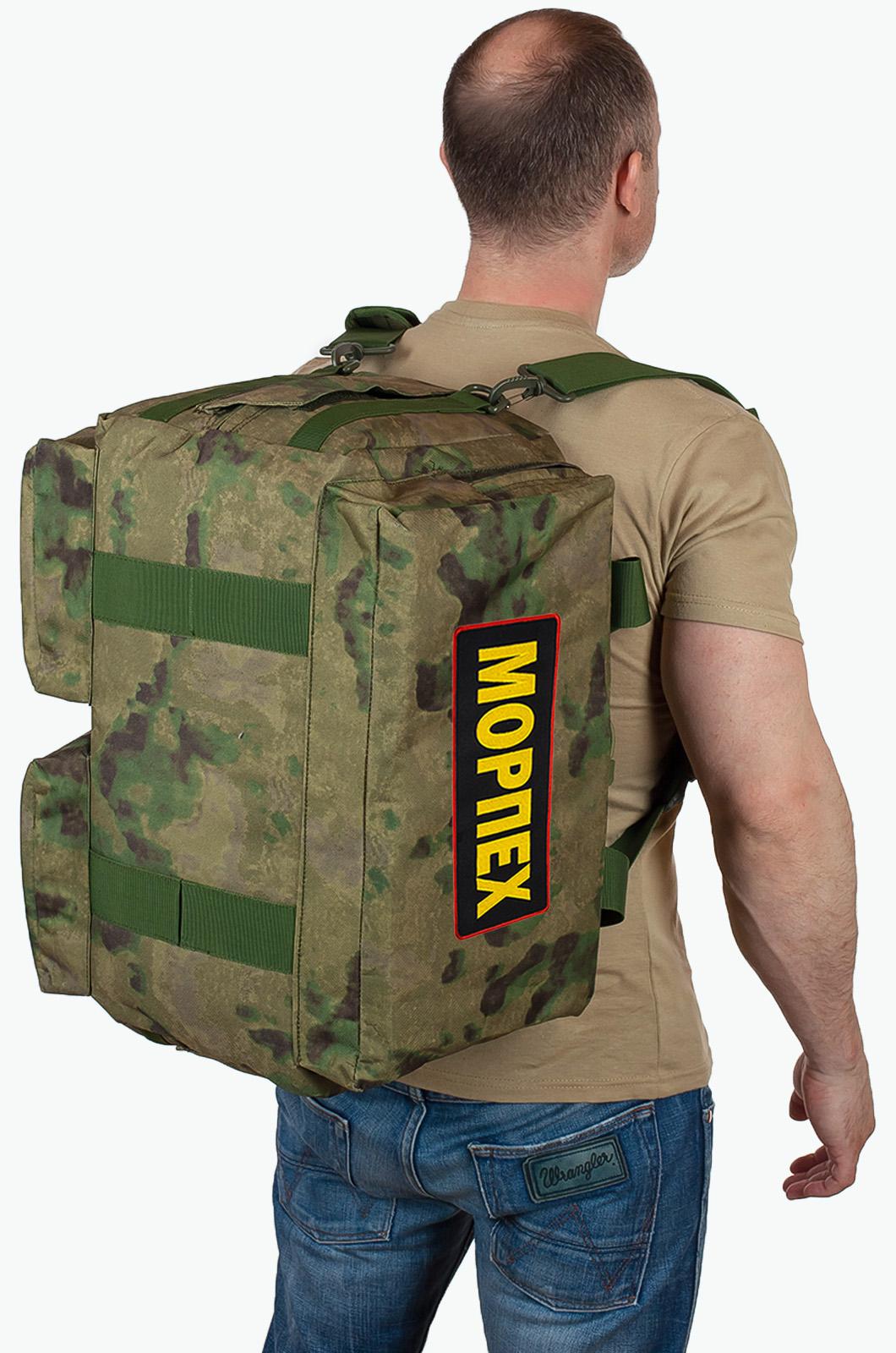 Купить в военторге Военпро походную сумку Морпеха