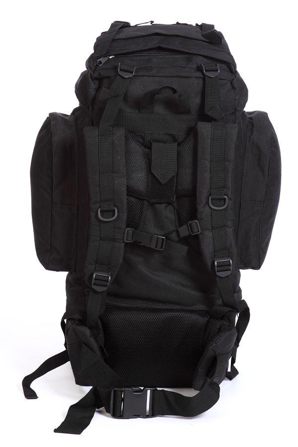 Вместительный походный рюкзак, адаптированный под нужды Военной разведки