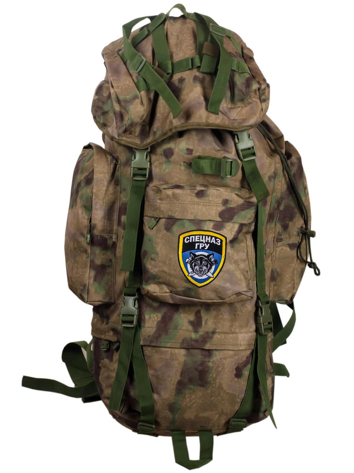Купить в интернет магазине Военпро рейдовый рюкзак Спецназа ГРУ