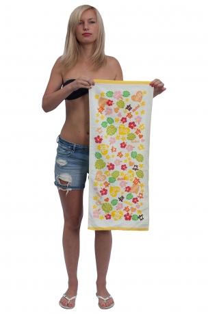 Лицевое полотенце для умывания.