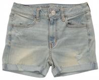 Потертые шорты для модных девушек