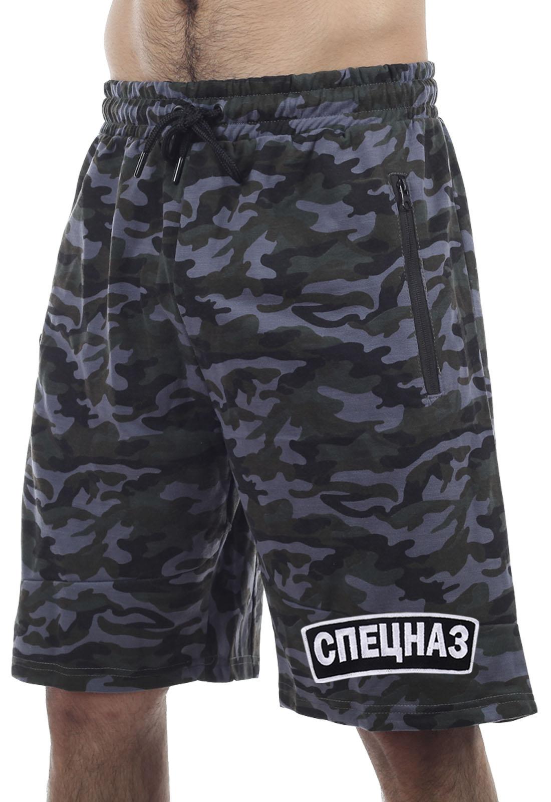 Домашние мужские шорты Спецназа