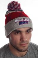Практическая мужская шапка спортивного стиля с отворотом