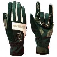 Эксклюзивные перчатки от Gore Bike Wear темного цвета