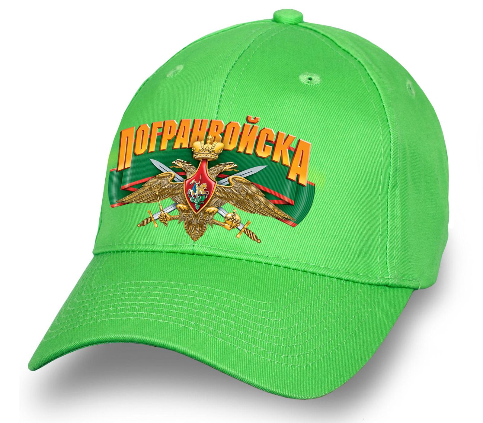 Бейсболки и кепки с символикой Погранвойск – недорогой и оригинальный подарок