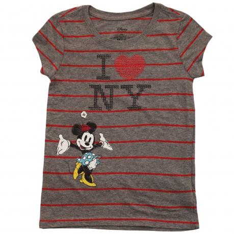 Прикольная детская футболочка от американского бренда Disney® (США)