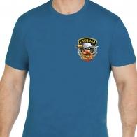 """Прикольная футболка """"Охотничьи войска. Спецназ""""."""