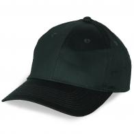 Промо-бейсболка тёмно-зелёная