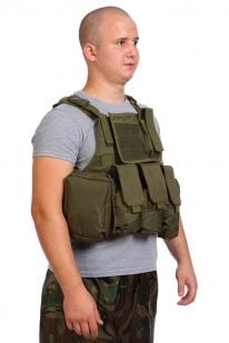 Разгрузка для охраны и спецназа (олива)