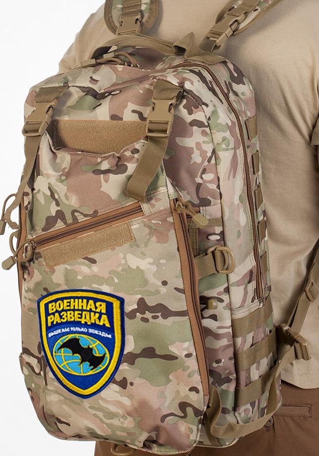 Купить в военторге Военпро военный рейдовый рюкзак разведчика