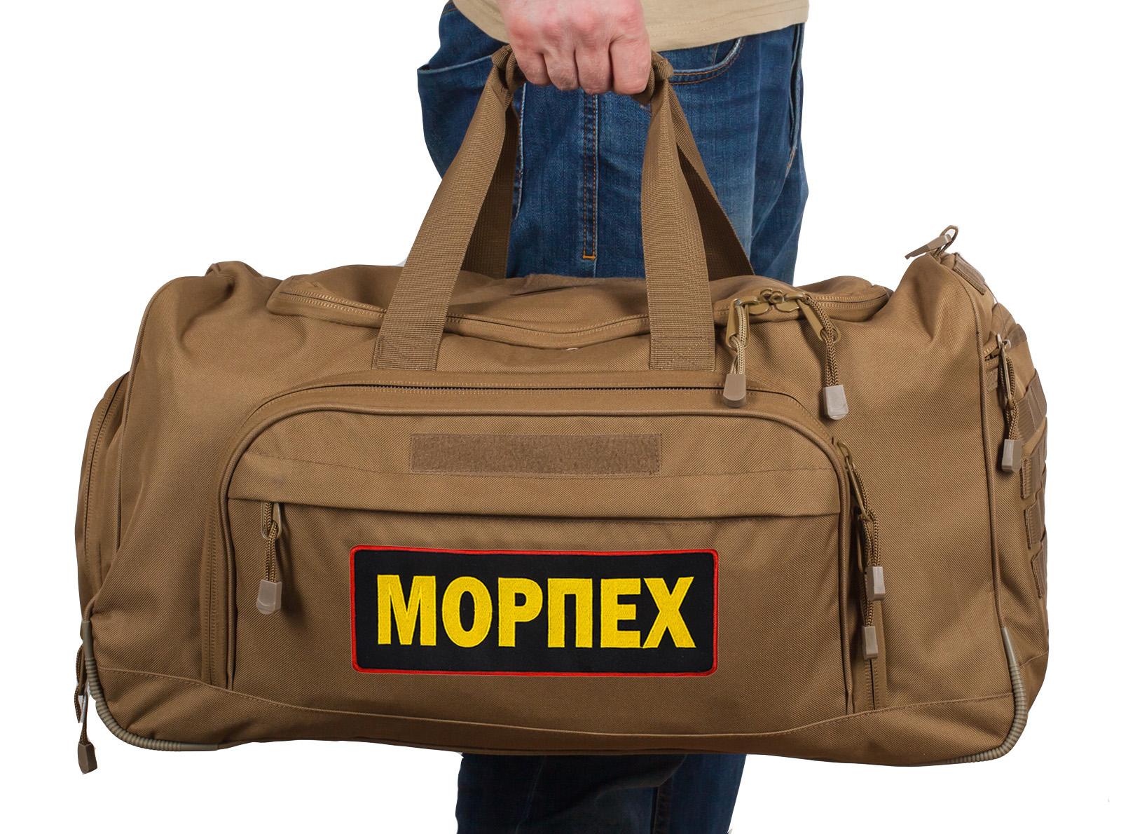 Крутые рейдовые сумки и рюкзаки Морской пехоты