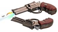 Револьвер зажигалка