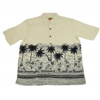 Рубашка Caribbean тропическая