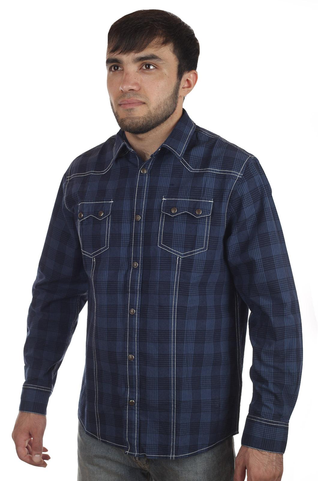Онлайн магазин мужских рубашек предлагает последние новинки сезона от ТМ John Baner