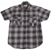 Брендовая летняя рубашка от ENZO для харизматичных мужчин