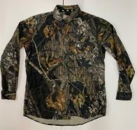 Рубашка женская камуфляжная Mossy Oak