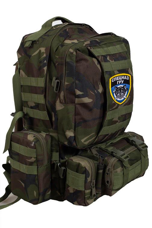 Недорогие тактические рюкзаки US Assault из серии снаряжение спецназа ГРУ