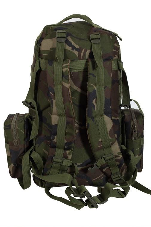 Заказать с доставкой по Москве и России камуфляжный рюкзак ГРУ