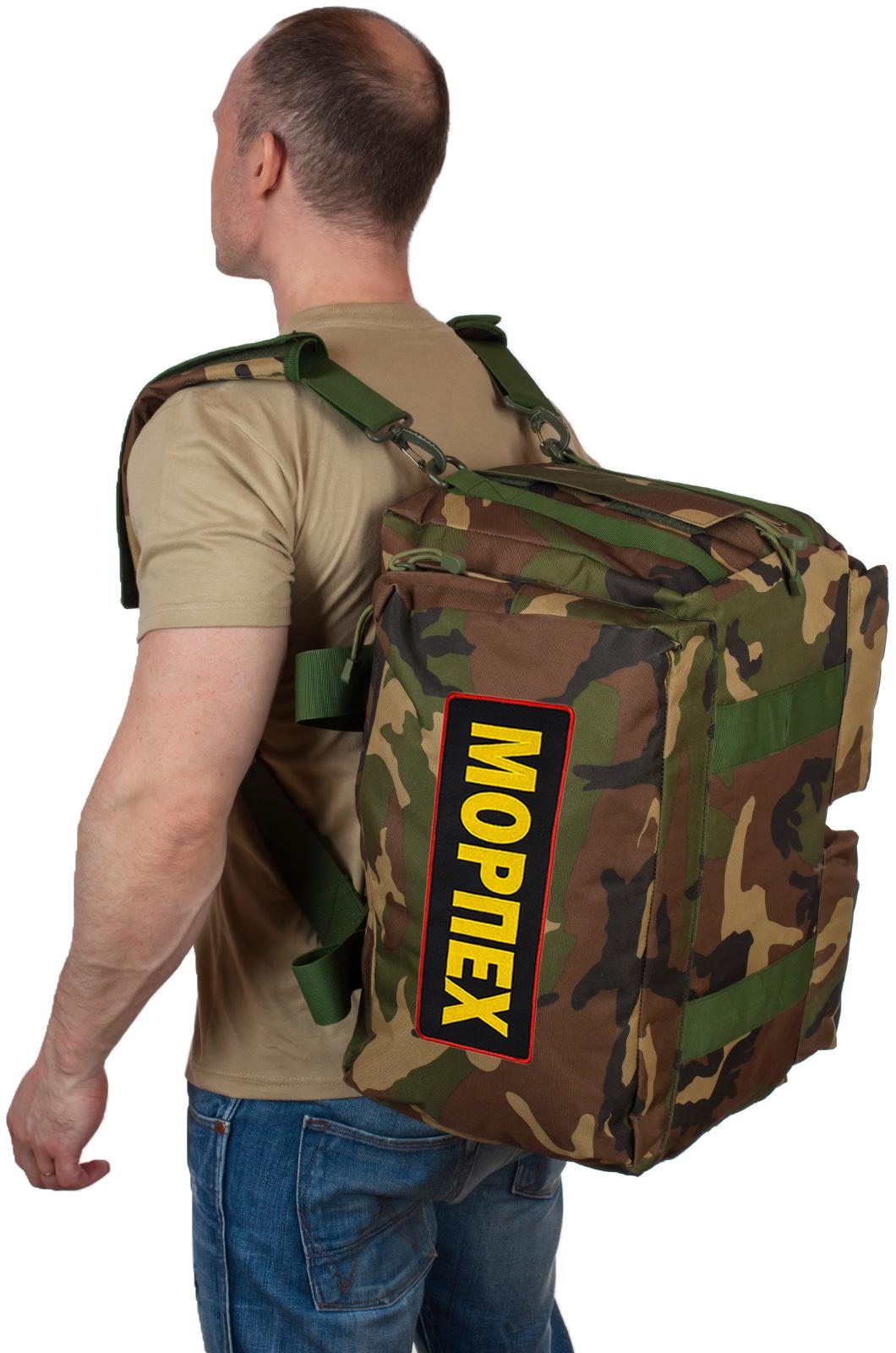 Военные сумки морской пехоты – уникальная вещь уже в наличии