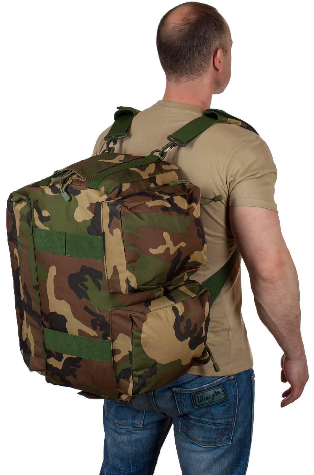 Купить недорого в военторге классный камуфляжный рюкзак морпеха