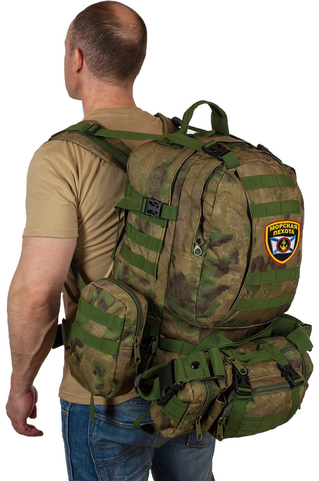 Купить недорого в Москве военный рюкзак MultiCam A-TACS FG