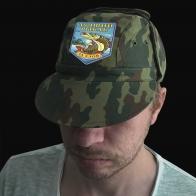 """Рыбацкая кепка """"За улов!"""""""