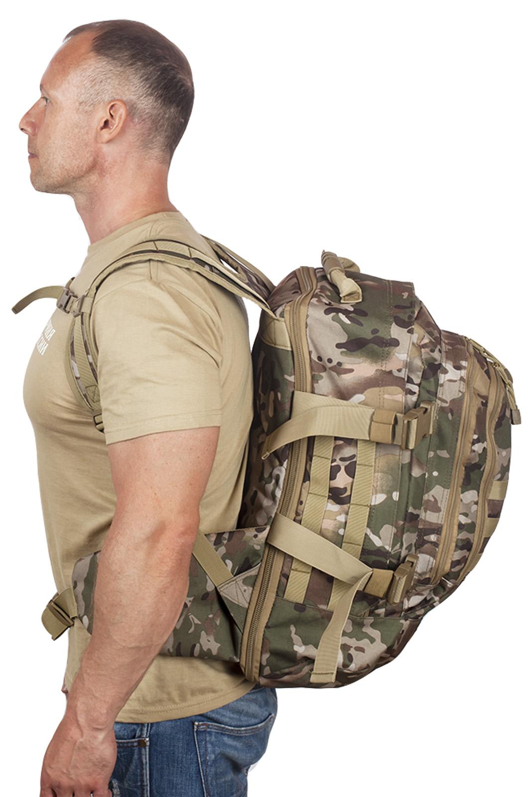 Камуфляжный рейдовый рюкзак Морская пехота