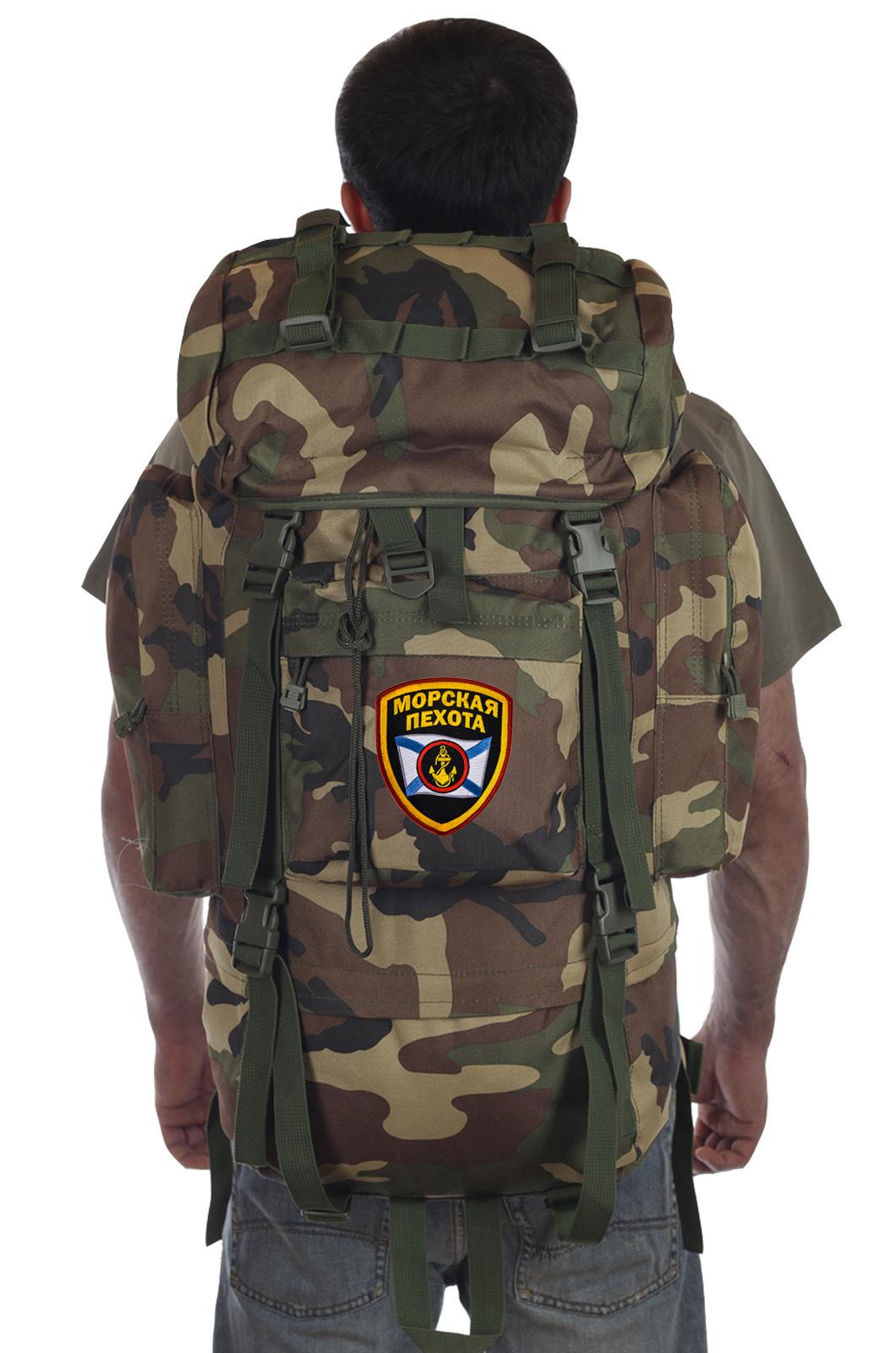 Эксклюзивно для Морпехов – тактический рюкзак камуфляж