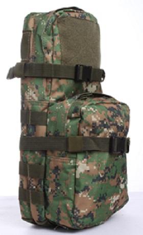 Рюкзак для питьевой системы  камуфляж Марпат