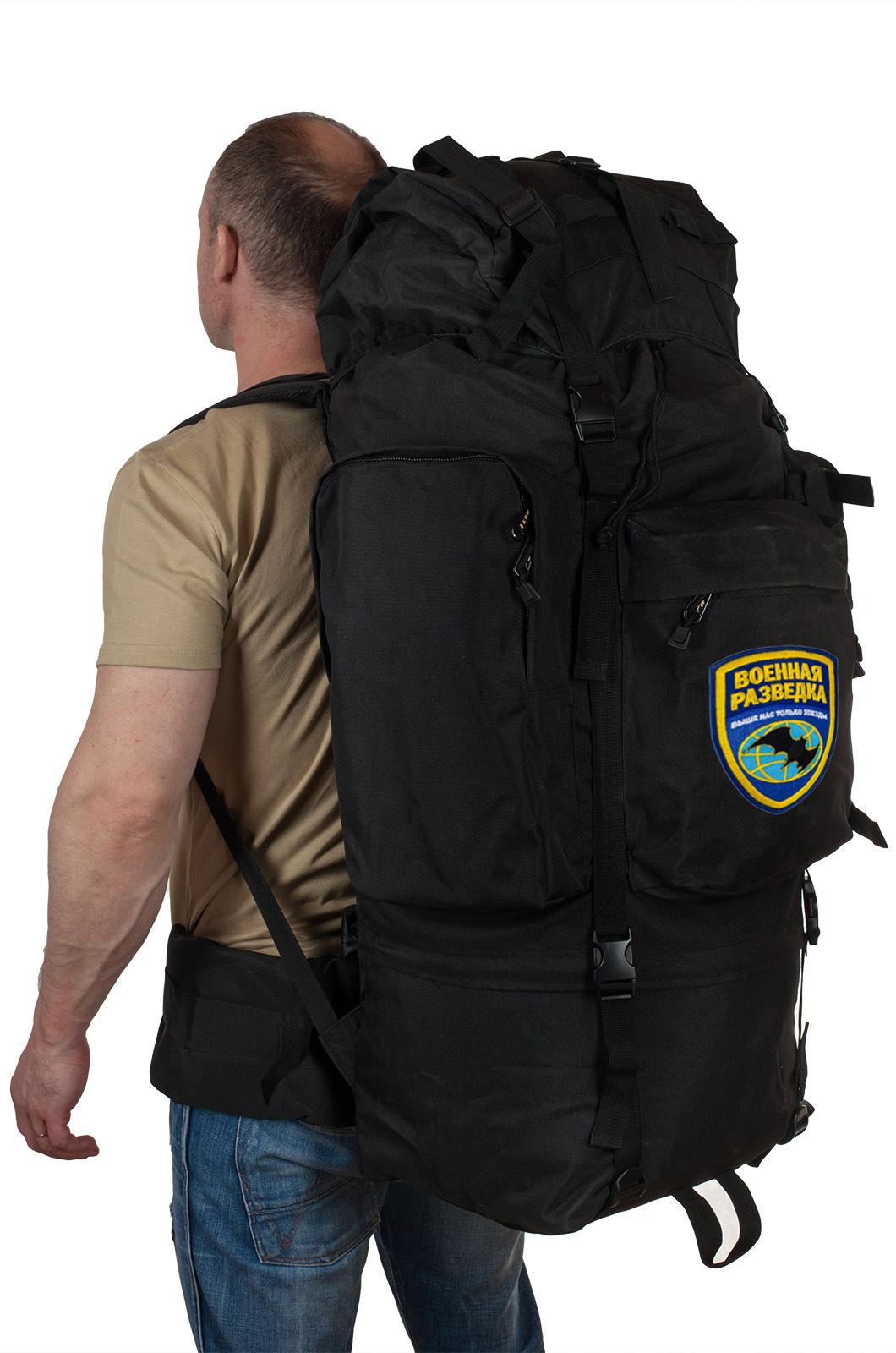 Где в Москве купить хороший тактический рюкзак разведчика? В военторге Военпро!
