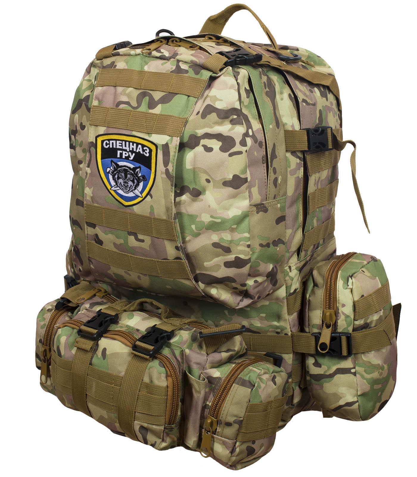 Тактическое снаряжение ГРУ – сумки, рюкзаки, чехлы для фляг