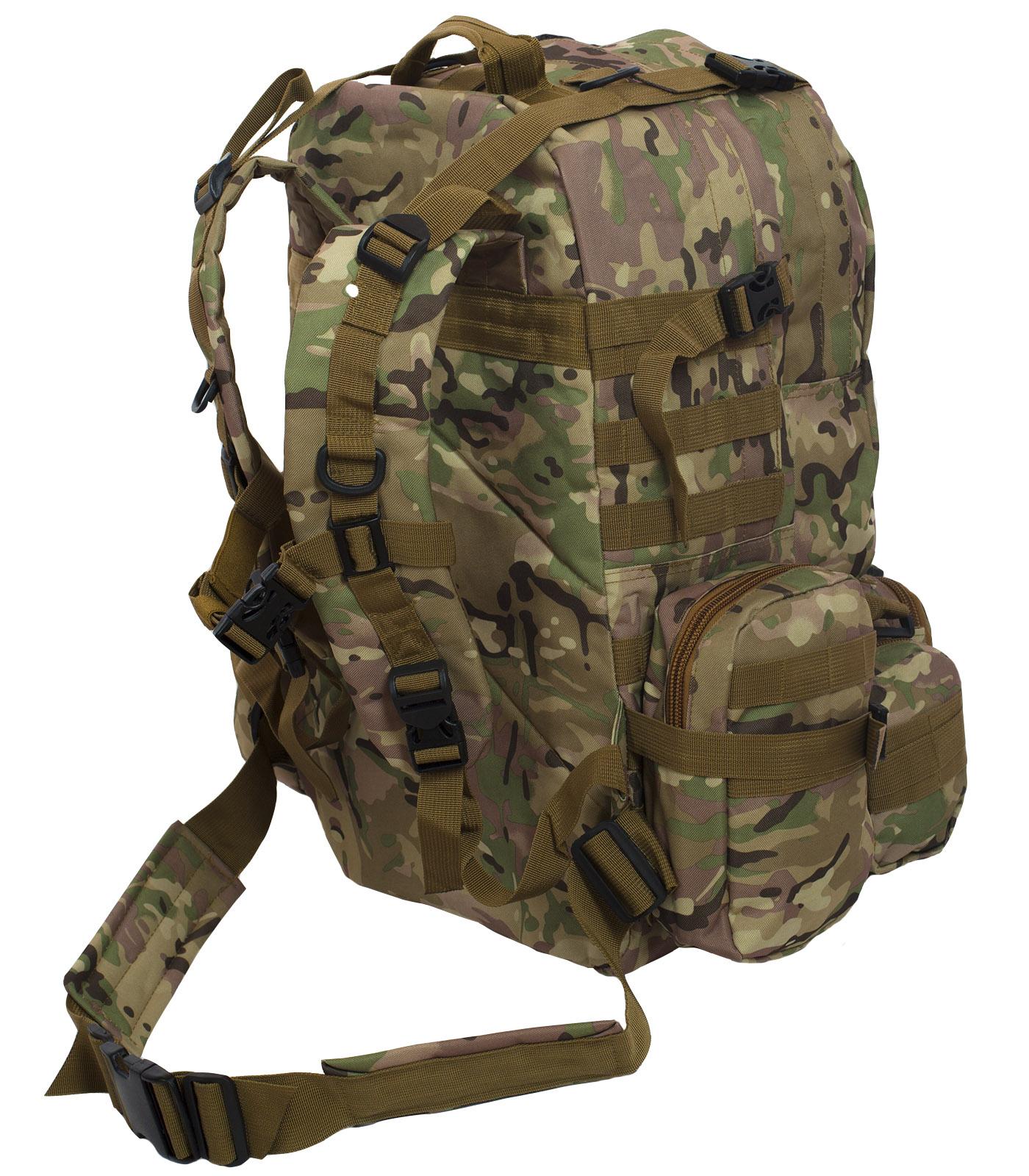 Огромный выбор спецназовских рюкзаков ГРУ в интернет магазине Военпро